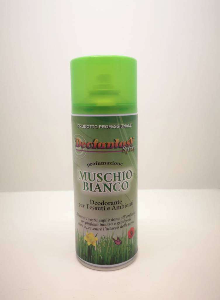 spray Muschio Bianco